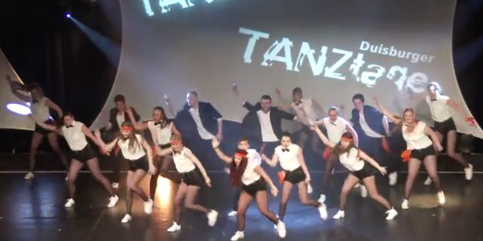 Not Just Dancing bei den Duisburger Tanztagen 2015