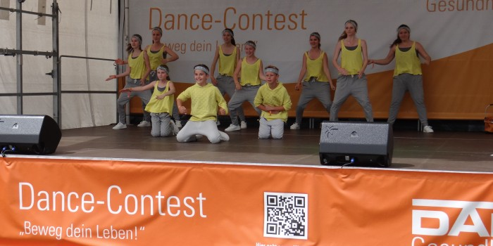 DAK Dance-Contest Halbfinale in Bonn