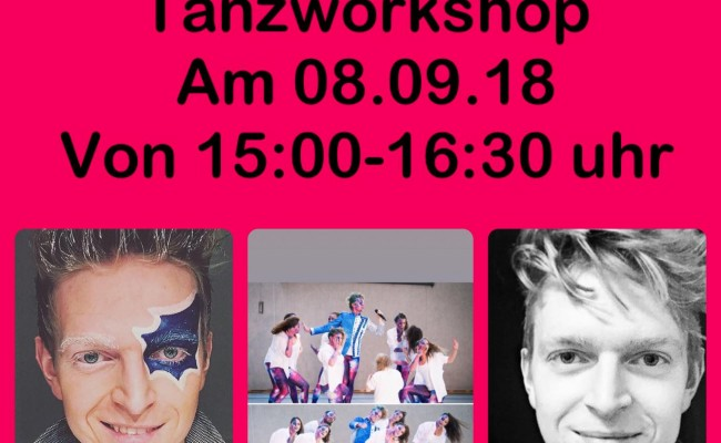 Workshop mit Mario Wieland